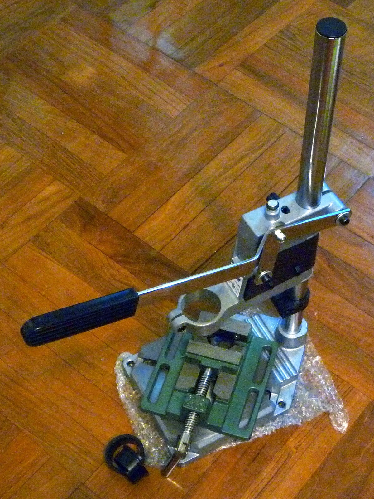 Hand Drill Stand