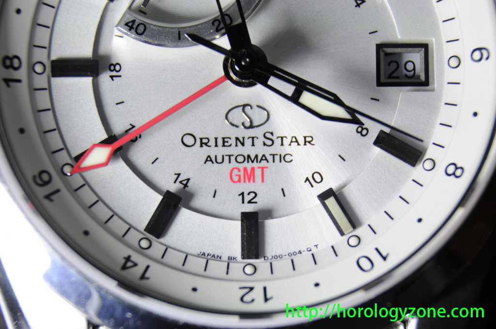 Orient Star GMT